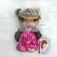 233450 Sekiguchi Monchhichi S Size Plush MCC Arabian Night Girl