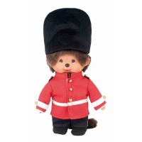 Sekiguchi Monchhichi Plush 20cm MCC National London Boy 276000