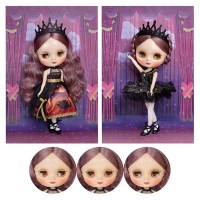 Middie Blythe Odile Magical Trickery and Love Doll ~ NEW ~ 613480