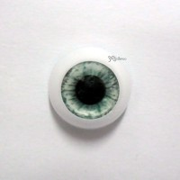 GF08R06 1/6 Bjd Doll Acrylic Eye 8mm - Green