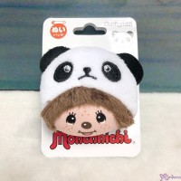 Monchhichi 5.5 x 4.5cm Face Badge - Panda 201440