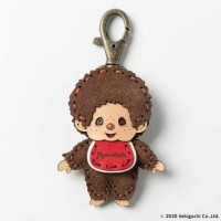 OJAGA DESIGN x Monchhichi Genuine Leather Mascot Boy 445602 ~ PRE-ORDER ~