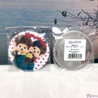 Event Limited Monchhichi 7.5cm diameter Mirror B 707782